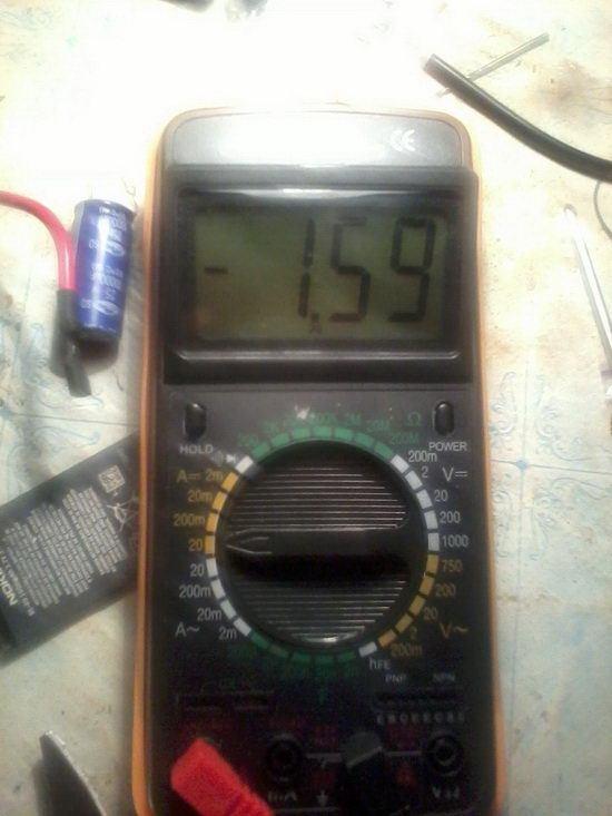Измеряем ток потребления до 20А