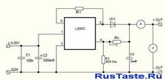Самодельное зарядное устройство для гелиевых аккумуляторов