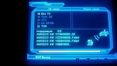 Настройка спутниковых каналов