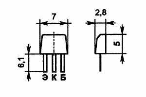 Транзистор КТ361А
