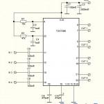 Простой усилитель 4х40 Вт на TDA7386