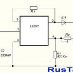 Самодельное зарядное устройство для гелевых аккумуляторов