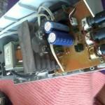 Стерео усилитель TDA2030A 2х18ВТ с пассивным регулятором тембра и громкости