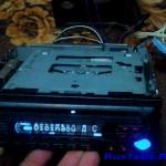 Ремонт магнитофона KENWOOD KDC-M4524, замена усилителя TDA7560 на TDA7381