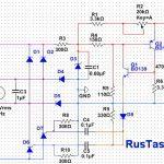 Тиристорное зарядное устройство на двух тиристорах vol.2
