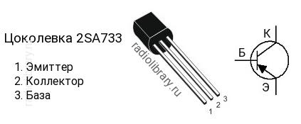 2SA733