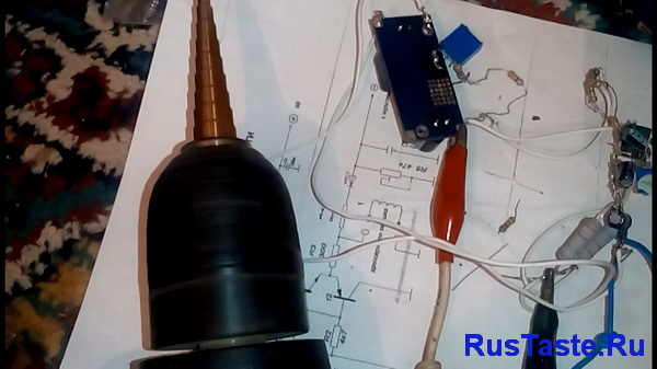 Регулятор оборотов дрели на LM2596 навесным монтажом