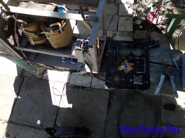 Сварочный аппарат на 5кВт