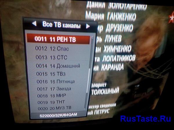 Каналы Т2 Россия 2