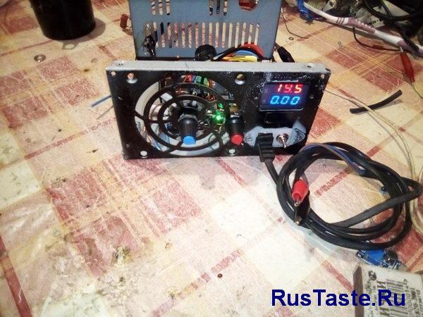 Зарядное устройство XL4015. Максимальное напряжение