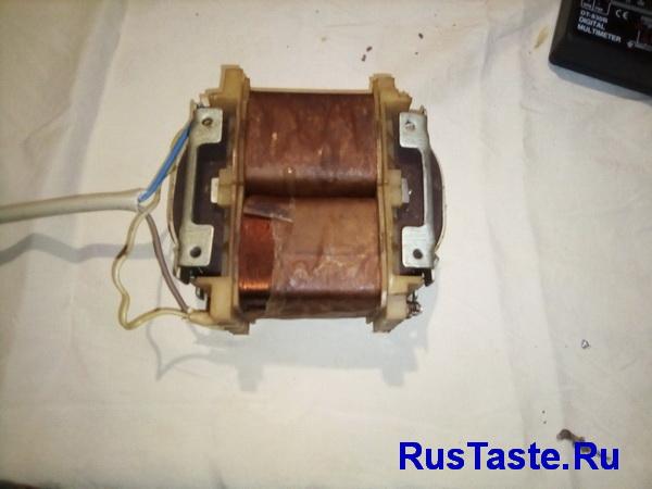Трансформатор от усилителя Радиотехника У-7111-стерео