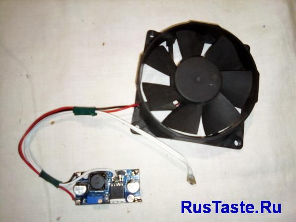 Терморегулятор на LM2596