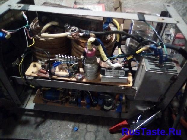 Самодельный сварочный аргонодуговой аппарат для алюминия