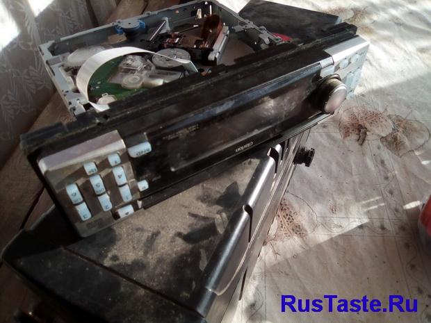 Автомагнитола для переделки с AUX входом