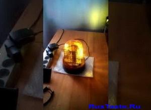 Светодиодный проблесковый маячок на микроконтроллере