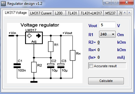 Regulator Desing 1.2 Nazar